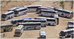 Cars Daech Liban Est