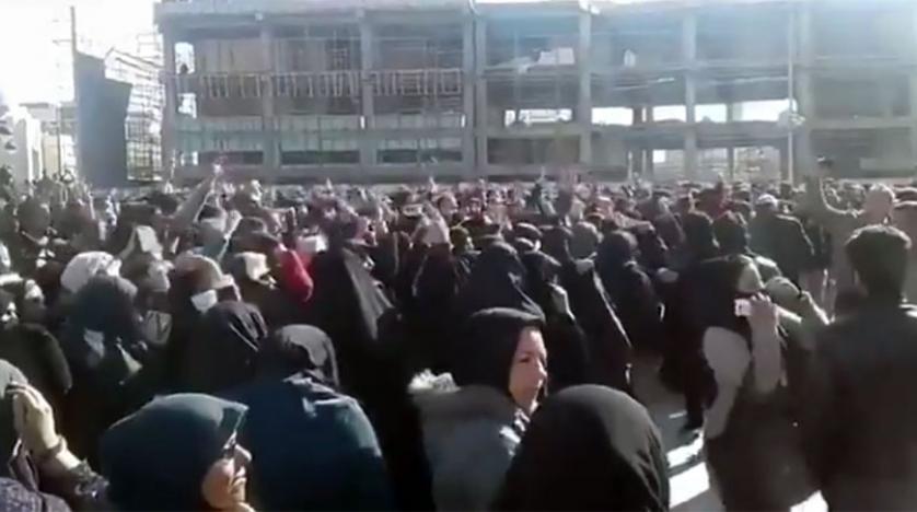 Les manifestations populaires en Iran