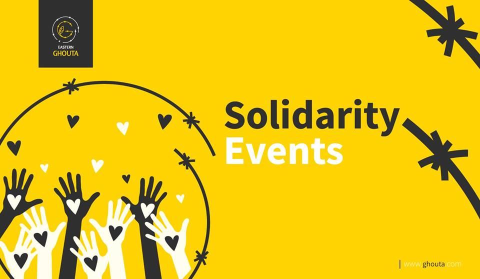 Solidarité avec la Ghouta Orientale