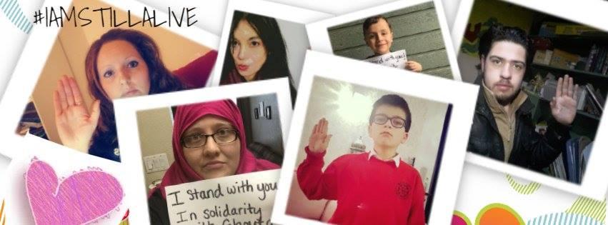 Quelques images de la campagne : #IAmStillAlive