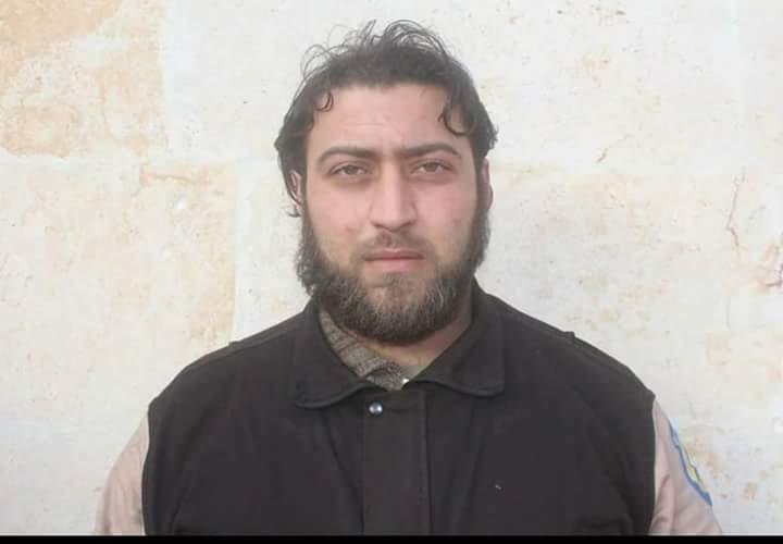 Jamal Al-Hafez, un nouveau martyr de la défense civile syrienne