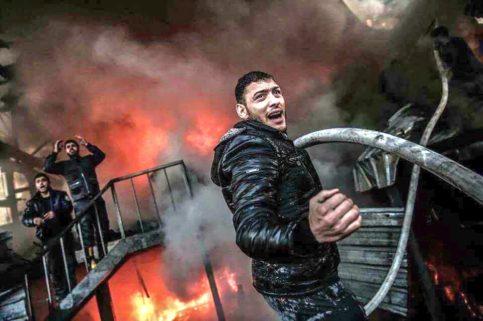 Muhamad Almsarwat, le héros de la défense civile syrienne