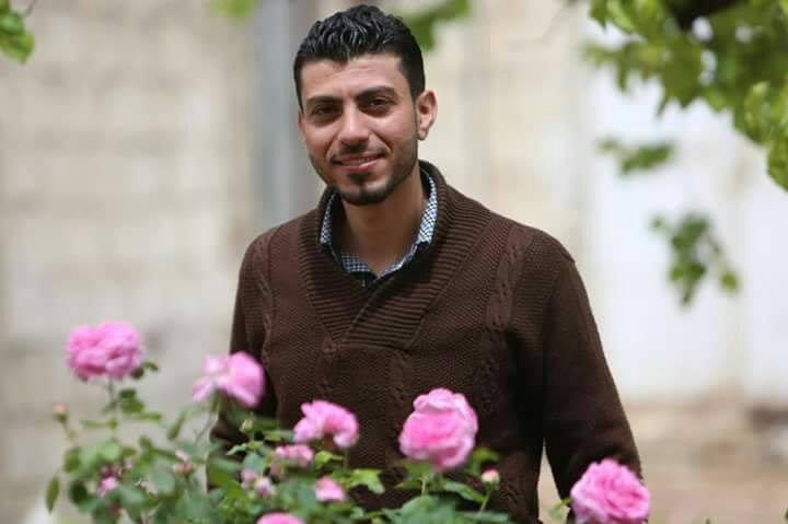 Le journaliste Ahmad Hamdan, assassiné aujourd'hui