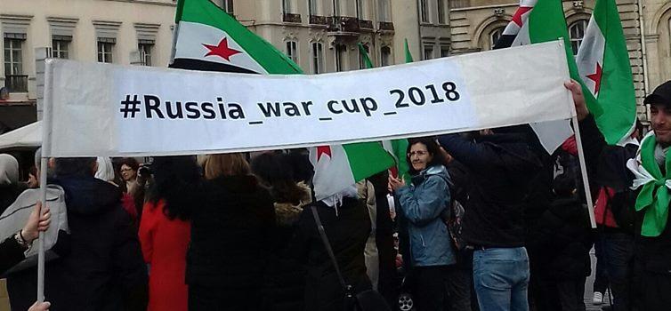 La manifestation du 17 mars 2018 à la ville de Lyon