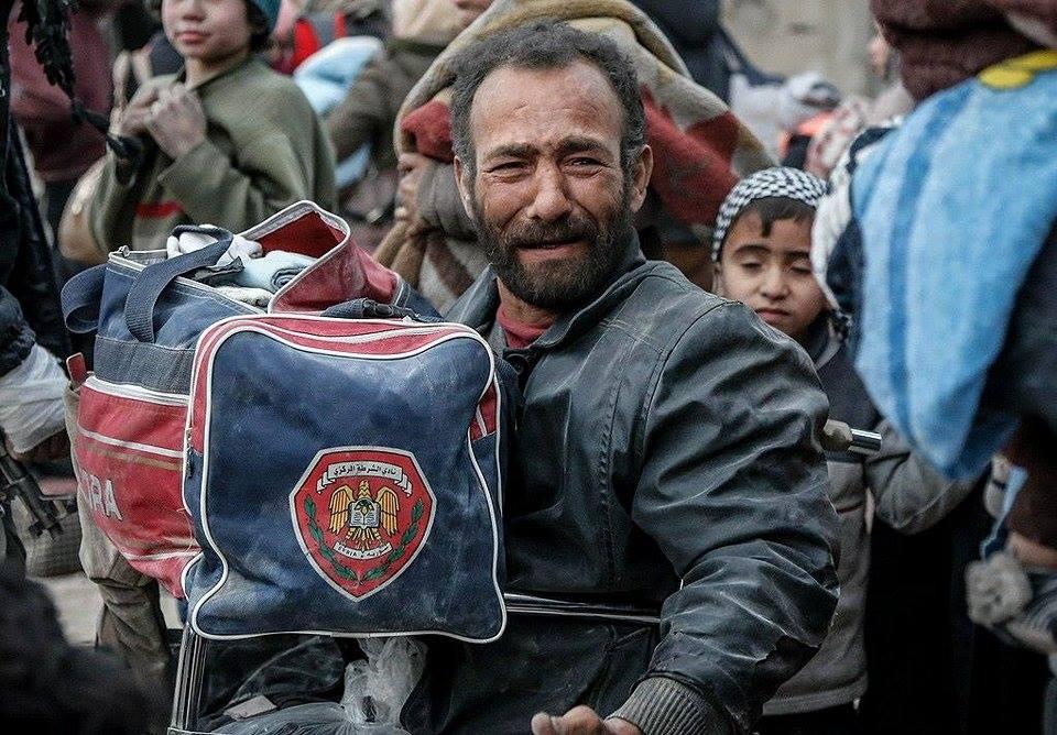 La Ghouta, le dernier regard
