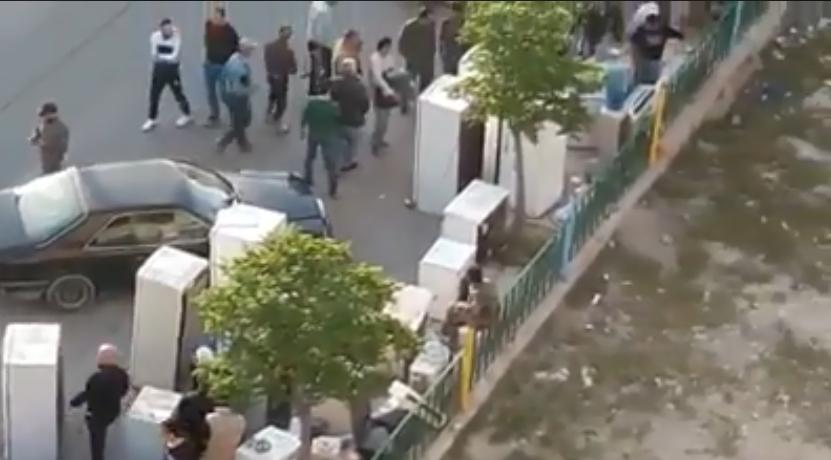 Les meubles des déportés revendus par l'armée syrienne