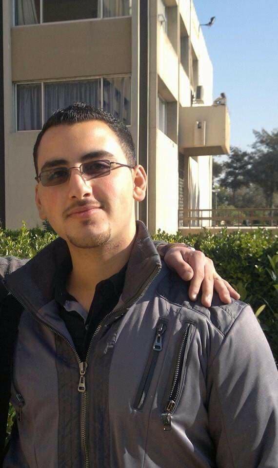 Le martyr de la liberté Bilal Tabajo