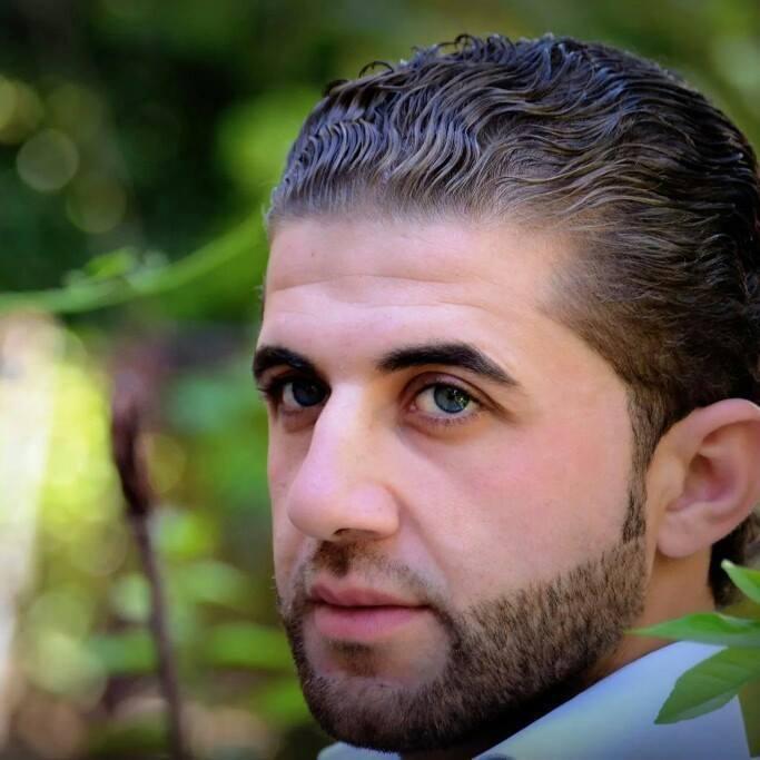 Le reporter militant Ahmad Al-Akhras