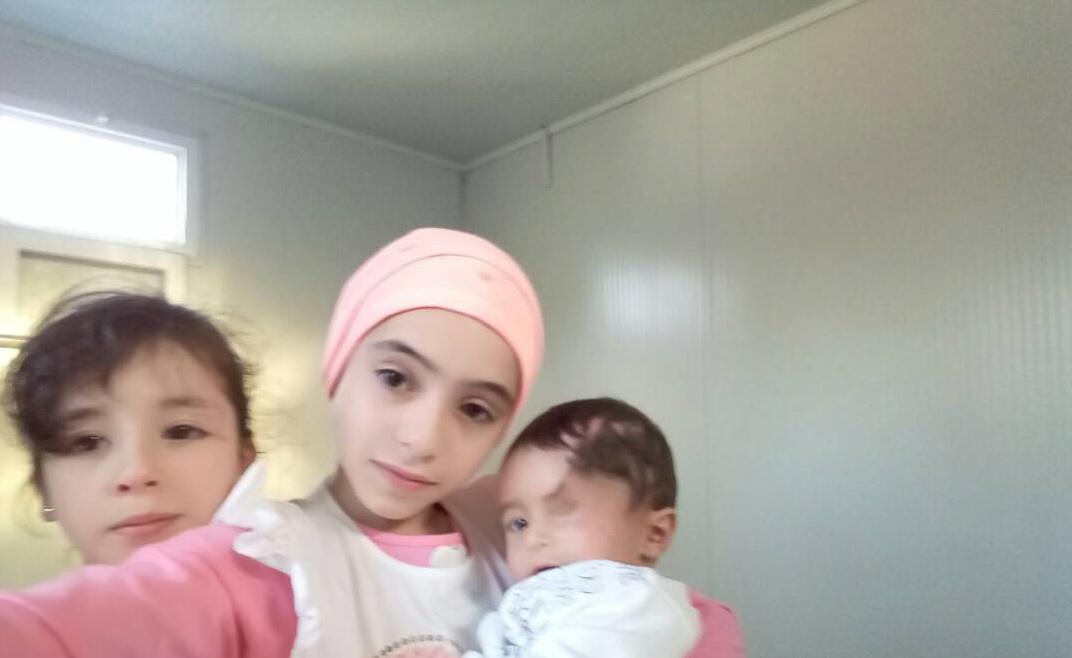 Nour Alaa et Karim, les enfants de la Ghouta arrivés en Turquie