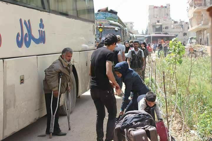 Babila, Beit Sahm : la déportation vers l'inconnu
