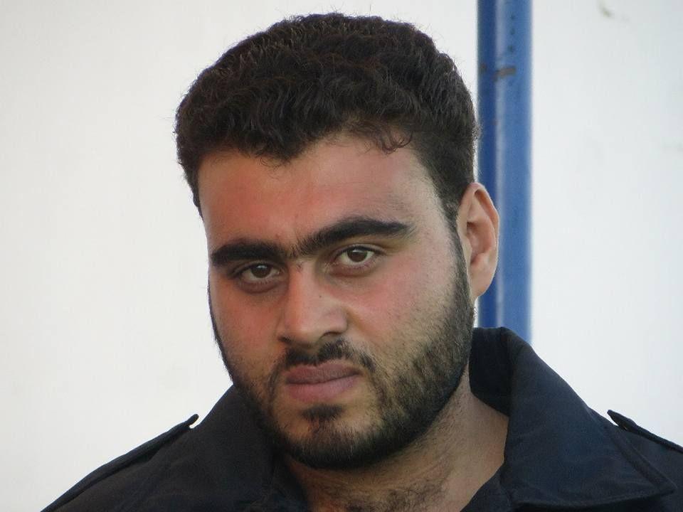 Le reporter militant Abdul Mun'em Zakaria