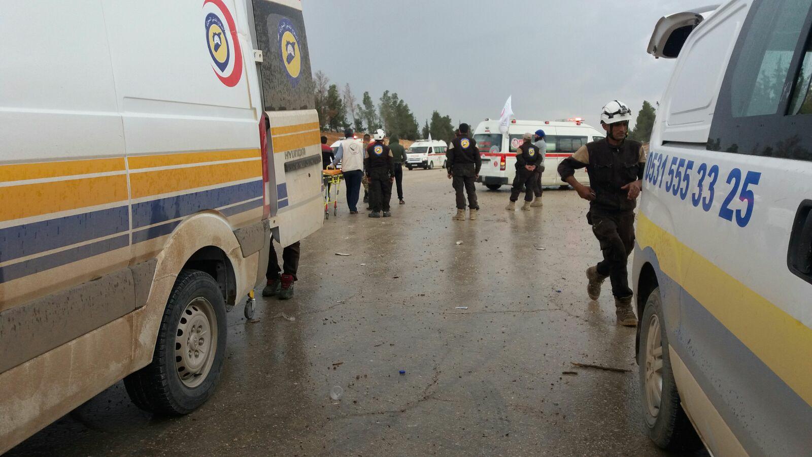 Echange de blessés à l'arrivée d'un convoi de déportés
