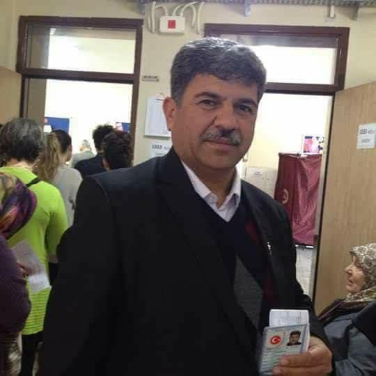 Jamal Abu-Alward, mathématicien syro-turc