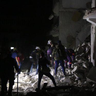 La Syrie en une journée : le 11 & le 12 mai 2018