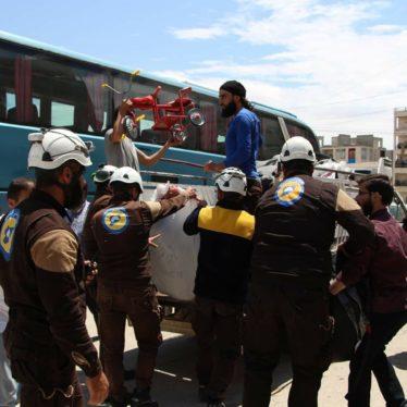 La Syrie en une journée : le 13 & le 14 mai 2018