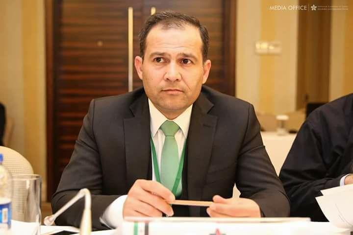 Abdul-Hamid Tammo, détenu par les FSD