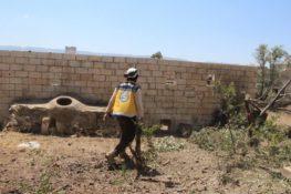 Défense civile syrienne