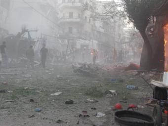 SYRIE : un autre massacre se prépare