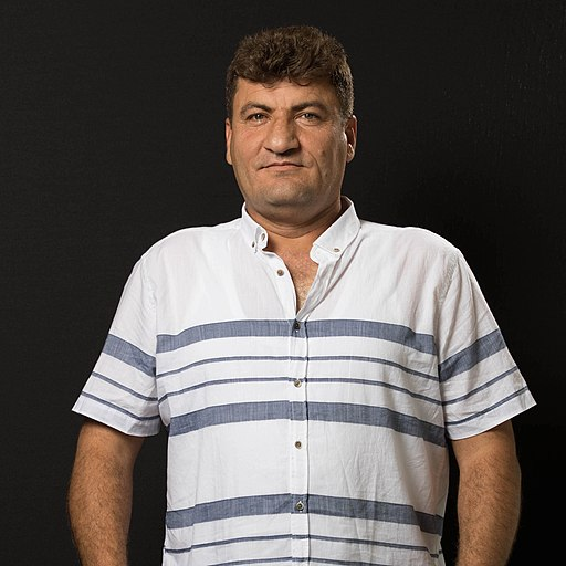 Portrait de Raed Fares
