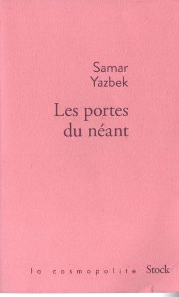 Couverture Les portes du Néant, fiche de lecture.