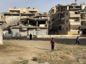 Un cri depuis Raqqa