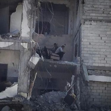 Cela s'appelle la coercition – Raqqa 2021